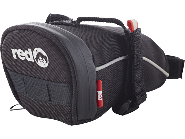 Red Cycling Products Turtle Bag L Sadeltaske sort (2019) | Saddle bags